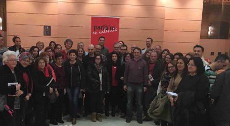 Alfafar acoge el acto de presentación de la nueva edición de Voluntariat pel Valencià