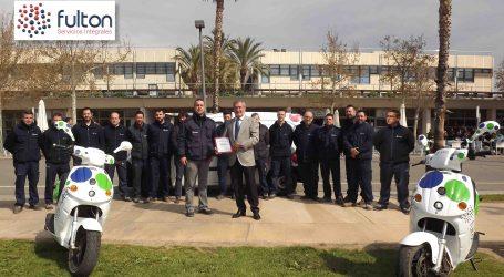 Fulton es la única empresa del Parque Tecnológico de Paterna que consigue el EMAS