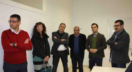 Almussafes visita el Viver d'Empreses de Paterna interessat per la iniciativa