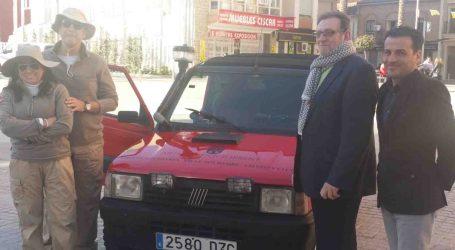 Solidaridad torrentina en Marruecos