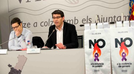 La Diputación apuesta por las fallas como embajadoras contra la violencia de género