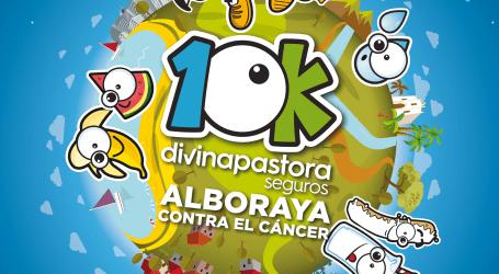 Últimas semanas para inscribirse a la 10K Divina Pastora Seguros Alboraya