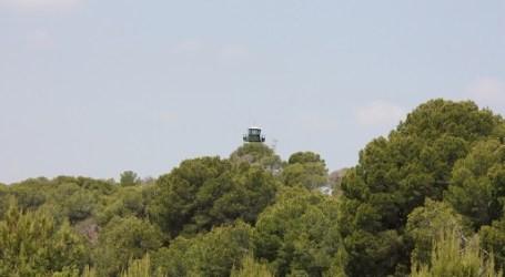 Paterna refuerza la vigilancia forestal de La Vallesa durante los meses de verano