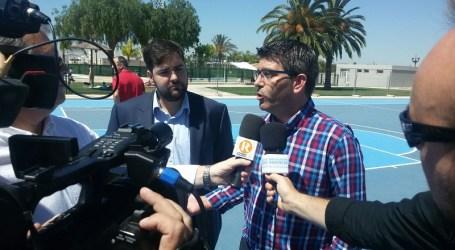 La Diputación invierte 280.000 euros en el Polideportivo de Rafelbunyol