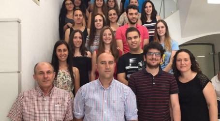 20 estudiantes hacen prácticas este verano en Massamagrell