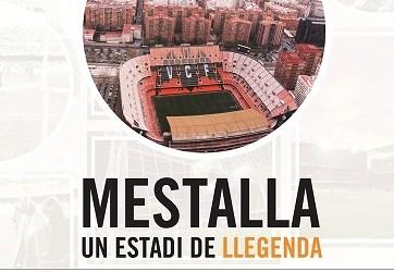 Las peñas valencianistas de Burjassot traen la exposición «Mestalla, un estadi de llegenda»