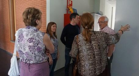 El Ayuntamiento mejora las instalaciones del Centro Cívico de Terramelar
