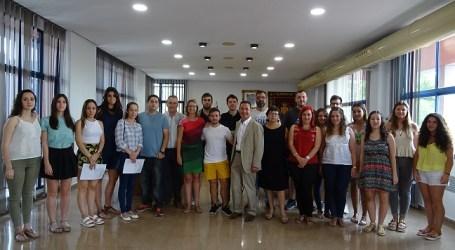 Els estudiants del programa «La Dipu et Beca» s'incorporen a Xirivella