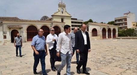 Burjassot quiere incluir Los Silos en las rutas turísticas de la capital