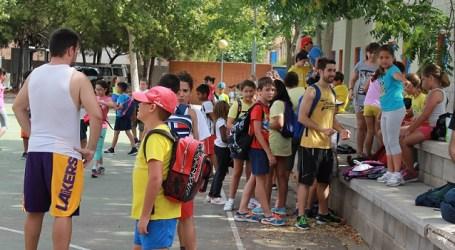 Empieza la escuela de verano temática y trilingüe de Alfafar