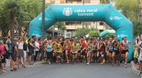 825 corredores participan en la XXIV Legua Urbana Ciutat de Torrent