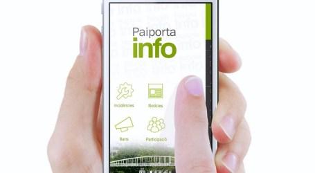 Paiporta posa en marxa una aplicació mòbil amb avisos i informació municipal d'interès
