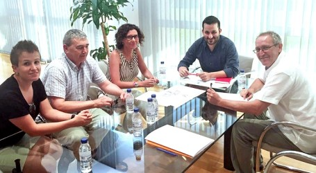 El conseller d'Educació es reunix amb l'Ajuntament de Paiporta per tractar temes educatius