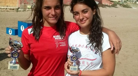 Triunfo del Club de natación Barracudas de Torrent