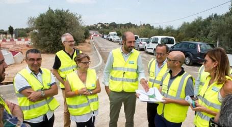 Dos millones de euros para mejorar las carreteras