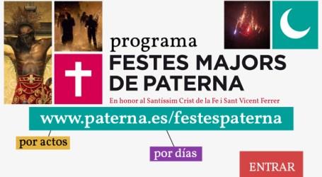 El Ayuntamiento lanza una web con toda la programación de las Fiestas Mayores