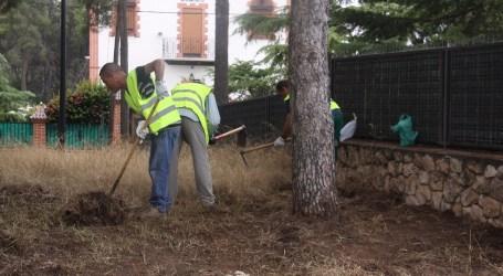 Nuevas contrataciones para prevenir incendios en Torrent