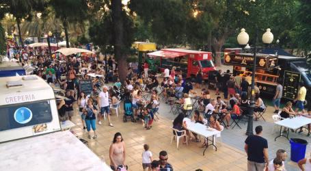La mayor oferta gastronómica callejera se estrena en Catarroja