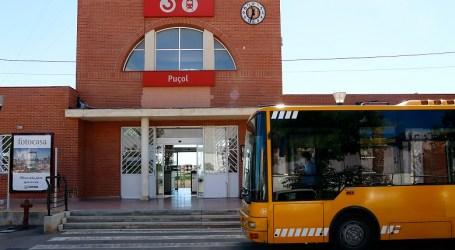 Autobús gratis en Puçol con motivo de la semana de la movilidad