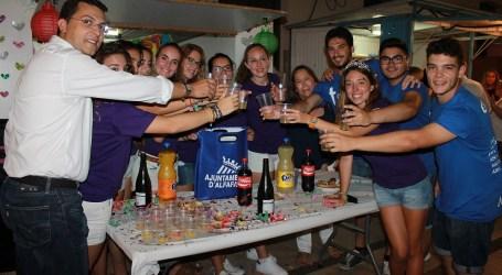 Alfafar da comienzo a sus fiestas patronales y populares