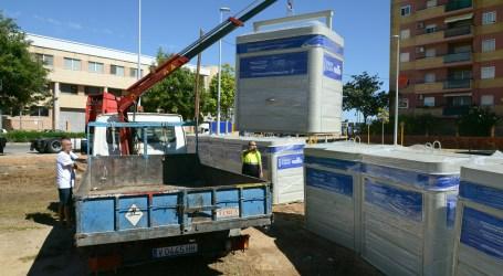 Paiporta instal·la 28 contenidors més de recollida selectiva