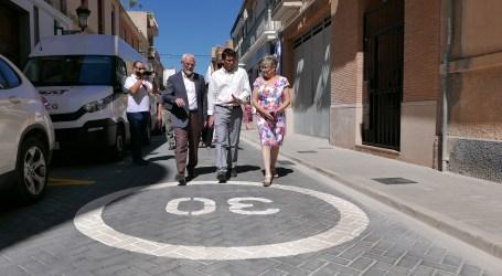 Alboraia reurbaniza varias calles con ayuda de la Diputación