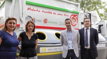 Mislata renueva todos los contenedores de la ciudad