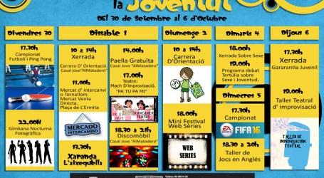 Numerosas actividades en la Semana de la Juventud de Godella