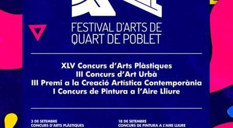 Setembre d'art a Quart de Poblet