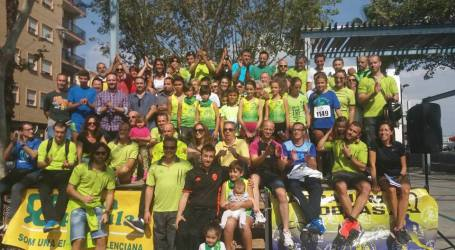 L'alcalde de Manises participa en la 10K Memorial Juan Ramon Ferrer