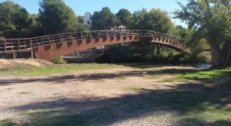 Comienza la limpieza del río Turia a su paso por Manises