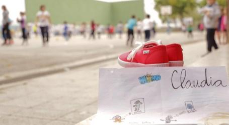 Mislata enviará 6.000 zapatos a los niños refugiados sirios