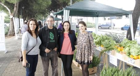 Segunda Feria Agrícola Solidaria de la AAVV El Vedat