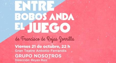 Gala benéfica de Afempes con teatro en Paterna