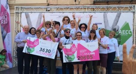 L'Horta apoya las carreras solidarias contra el cáncer