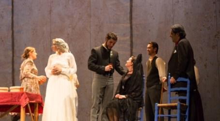 Bodas de Sangre en el Teatro Flumen a partir del 22 de octubre