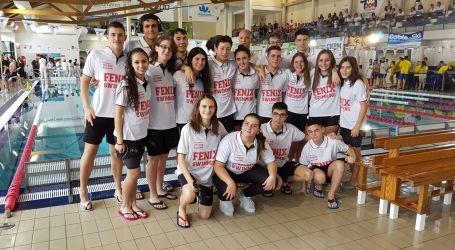 El club de natación Fénix Manises asciende a la primera división