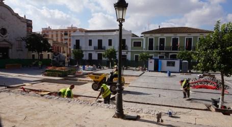 Paterna proyecta completar la peatonalización del centro histórico