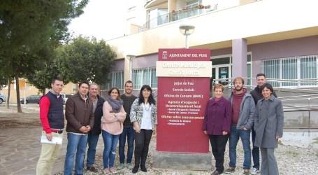El Puig abre su primera oficina para luchar contra la violencia de género