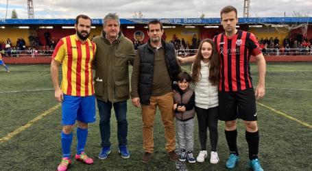 Homenaje póstumo del Albal CF a su entrenador con un partido contra el Alcàsser