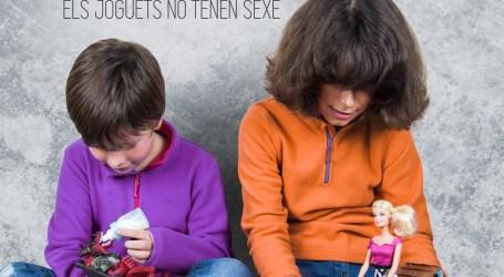 Burjassot lanza una campaña para fomentar los juguetes no sexistas