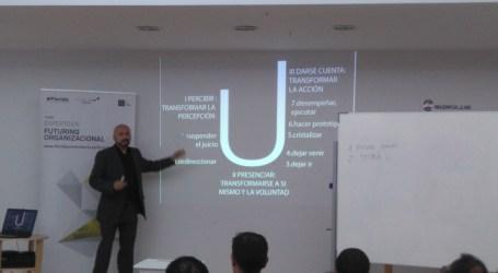 Charla sobre Futuring para empresas en Florida Universitària