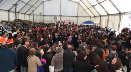 La Carpa de Nadal de Paterna atrau més de 2.000 persones