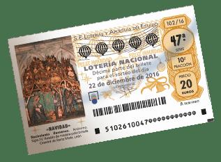 La Lotería de Navidad deja varios premios en una decena de poblaciones de L'Horta
