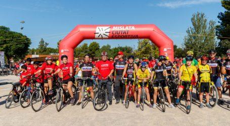 Mislata reúne a más de seiscientos ciclistas en la 18ª edición del Día de la Bici