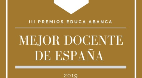 17 docentes valencianos, nominados en los premios Mejor Docente de España 2019