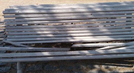 Cs Torrent reclama a la Junta de Gobierno Local actuaciones urgentes en el Parc Central