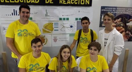 Los alumnos de Xirivella, los mejores en ciencias