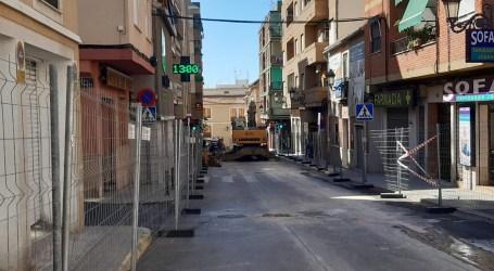 El Ayuntamiento de Paterna inicia las obras de remodelación integral de la calle San Antonio
