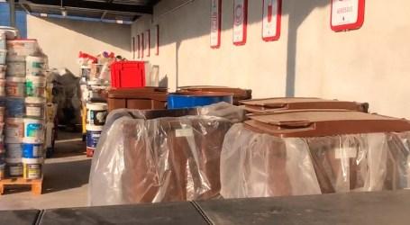 El uso del Ecoparque de Paterna se consolida con más de 7.000 toneladas de residuos gestionados este año